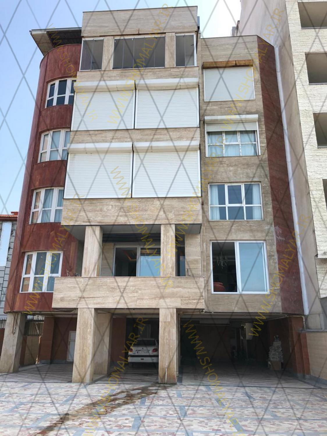 190 متر آپارتمان فوق العاده شیک و مدرن قطعه اول آب